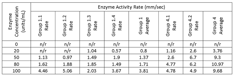 enzyme catalysis lab report Christopher kim biology sl october 16, 2009 relationship between catalase and peroxide introduction enzymes are proteins which are vit.